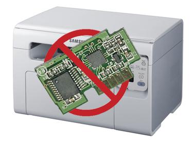 Перепрошивка принтера